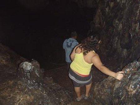 lime stone caves Tongatapu