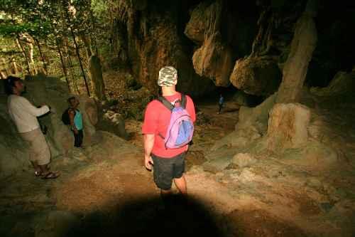 Cave at Fangatave