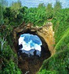 Maui's Archway