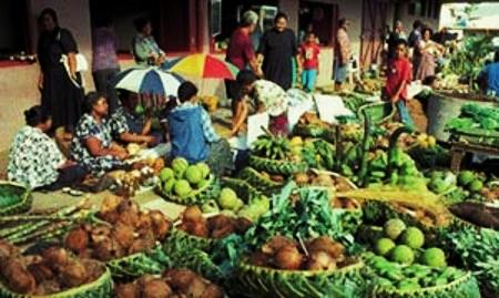 Talamahau Market Nuku'alofa